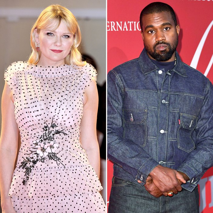 Kirsten Dunst Questions Why Kanye West Used Her Image Campaign Poster