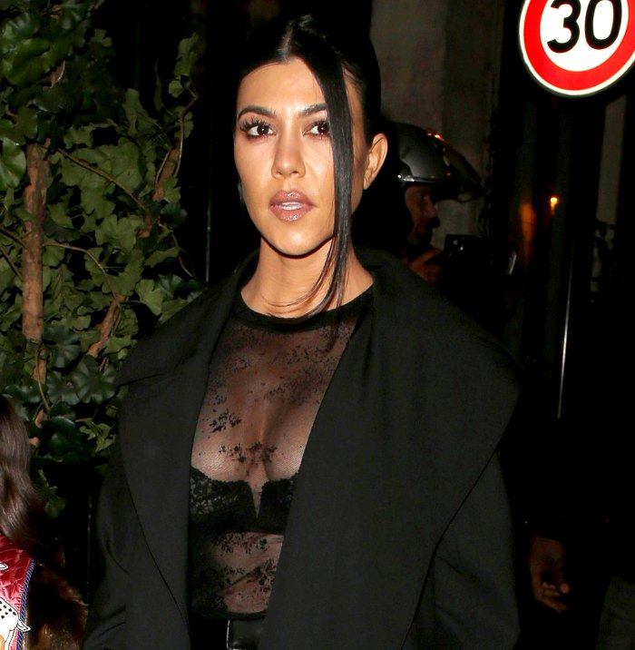 Kourtney Kardashian Asks for Suggestions After Fan Says to Donate More 2