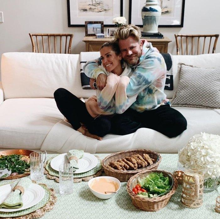 Kristin Cavallari and Justin Anderson