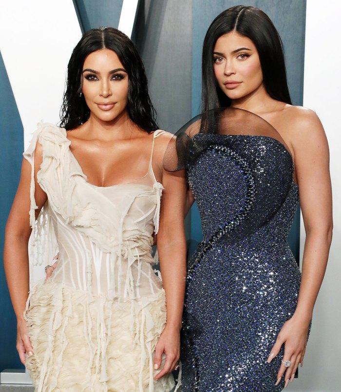 Kylie Jenner Shuts Down Kim Kardashian Rivalry Rumors