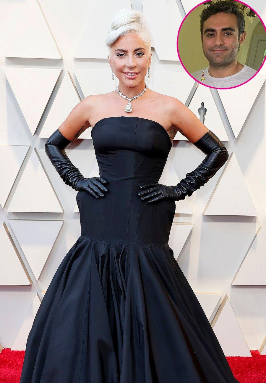 Lady Gaga Makes Dinner for Boyfriend Michael Polansky