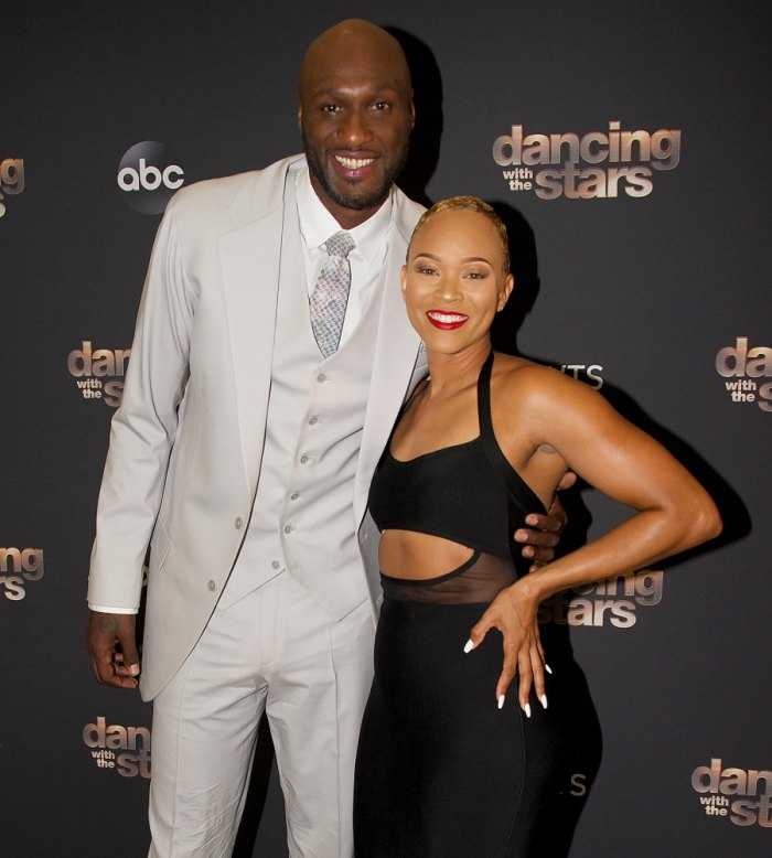 Lamar Odom and Sabrina Parr Set Wedding Date