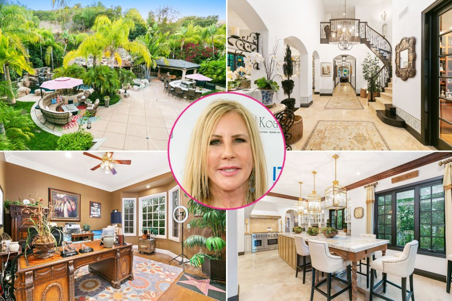 Vicki Gunvalson Selling 3.4 Million Orange County Home After Buying Condo in Mexico