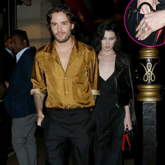 Liam Payne and Maya Henry engaged
