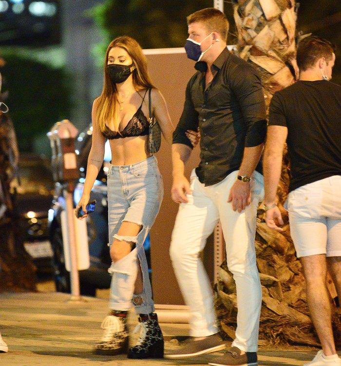 Love Is Blind Damian Kisses Giannina After Francesca Rumor