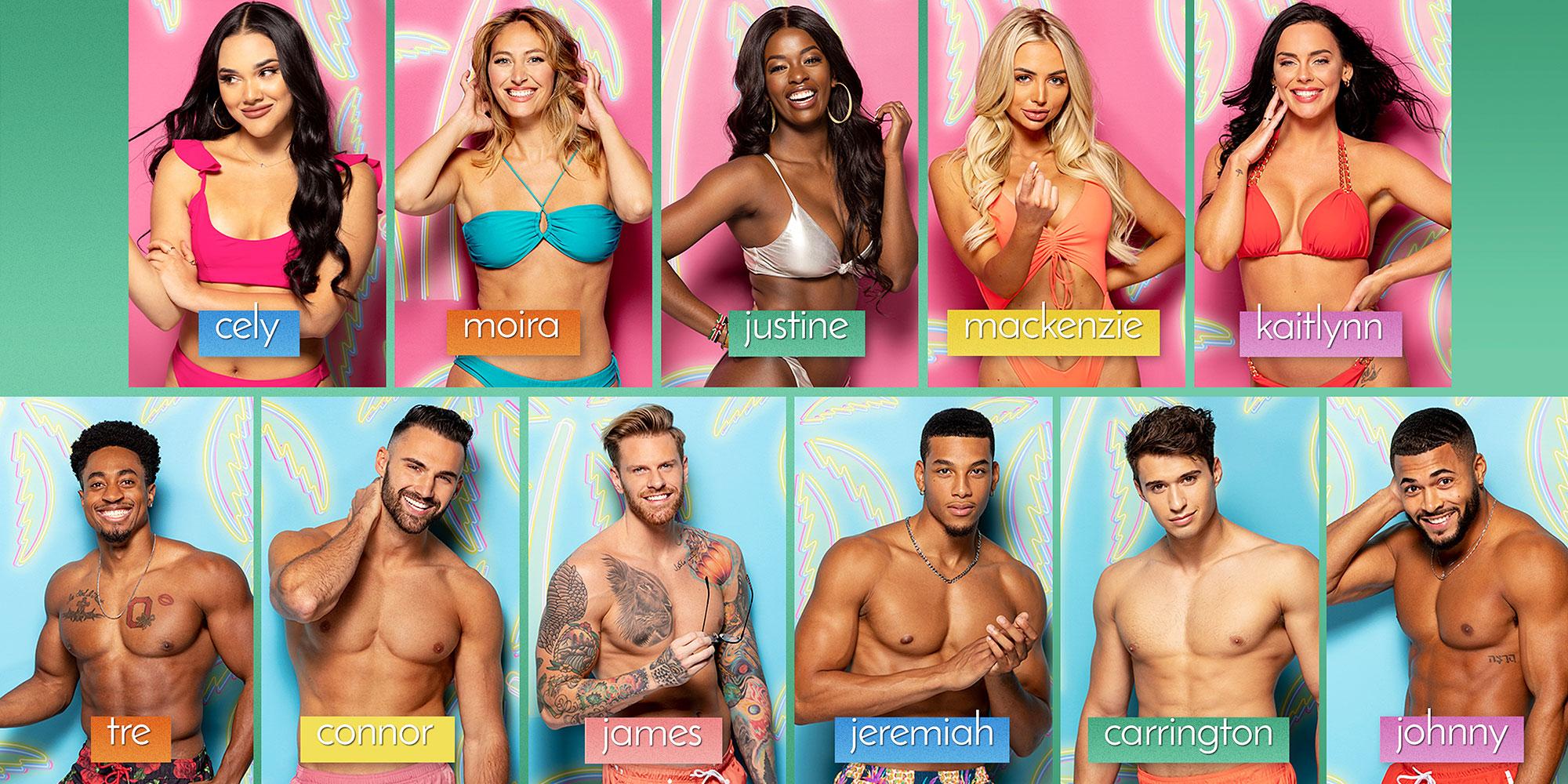 Love Island' Season 2 Cast Announced: Meet the Singles