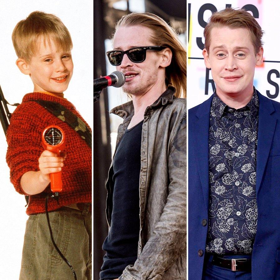 Macaulay Culkin Through the Years