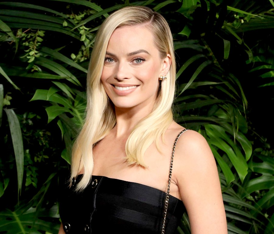 Margot Robbie Tyler Cameron's crush