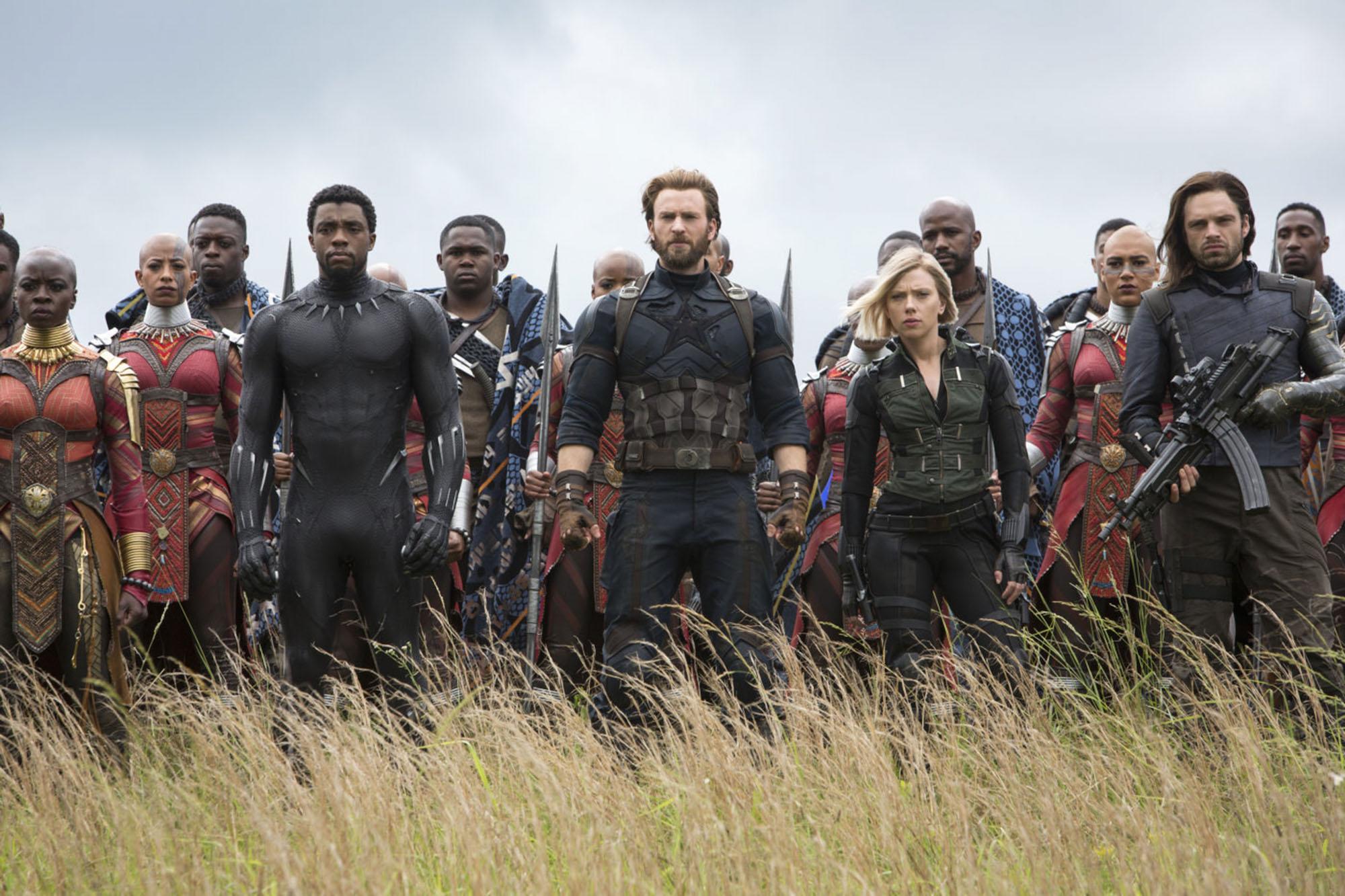 Chadwick Boseman Dies Black Panther Marvel Stars React