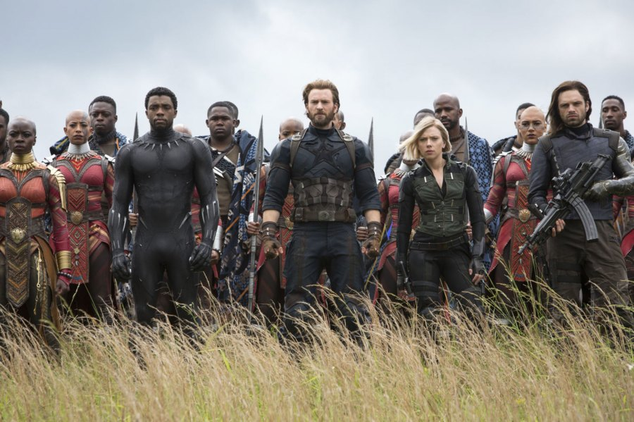 Marvel Cast Members Mourn Chadwick Boseman Avengers