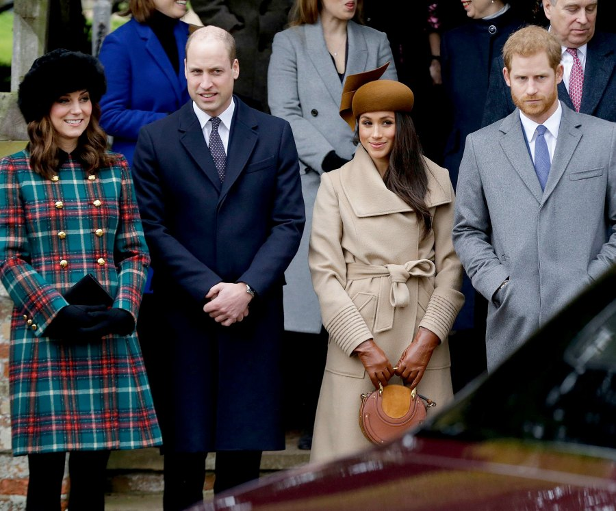 Meeting William and Kate Meghan Markle Prince Harry Finding Freedoms