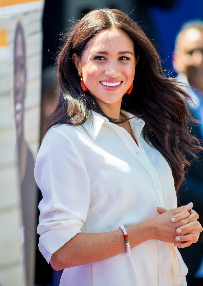 Meghan Markle Says She's Happy to Be Home in Los Angeles 'for So Many Reasons'