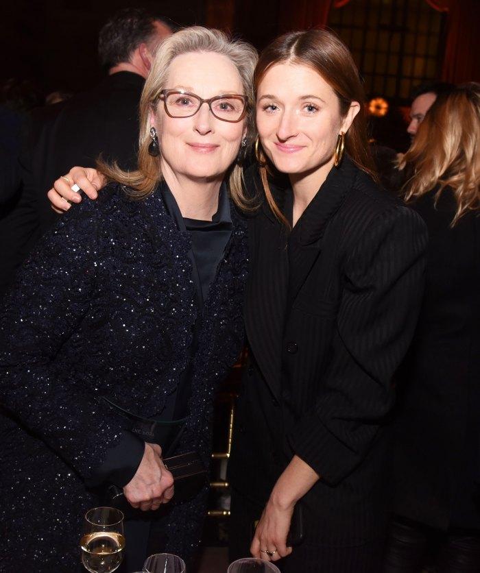Meryl Streep's Daughter Grace Gummer Finalizes Divorce After Brief Marriage