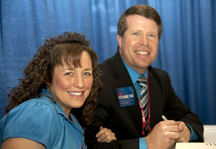Michelle Duggar Im More in Love With Jim Bob Than Ever Quarantine