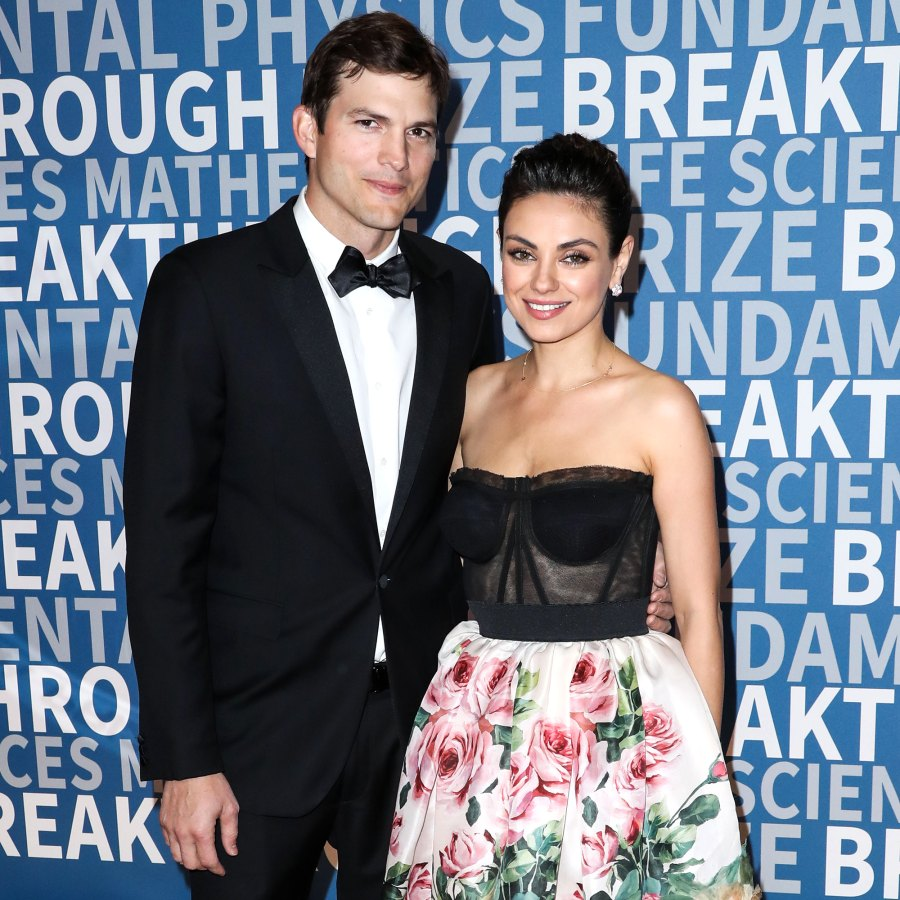 Mila Kunis' and Ashton Kutcher's Funniest Parenting Quotes