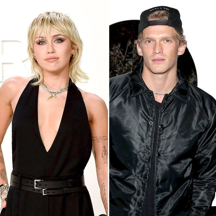Miley Cyrus Confirms Split From Cody Simpson as He Congratulates Her on New Song 2