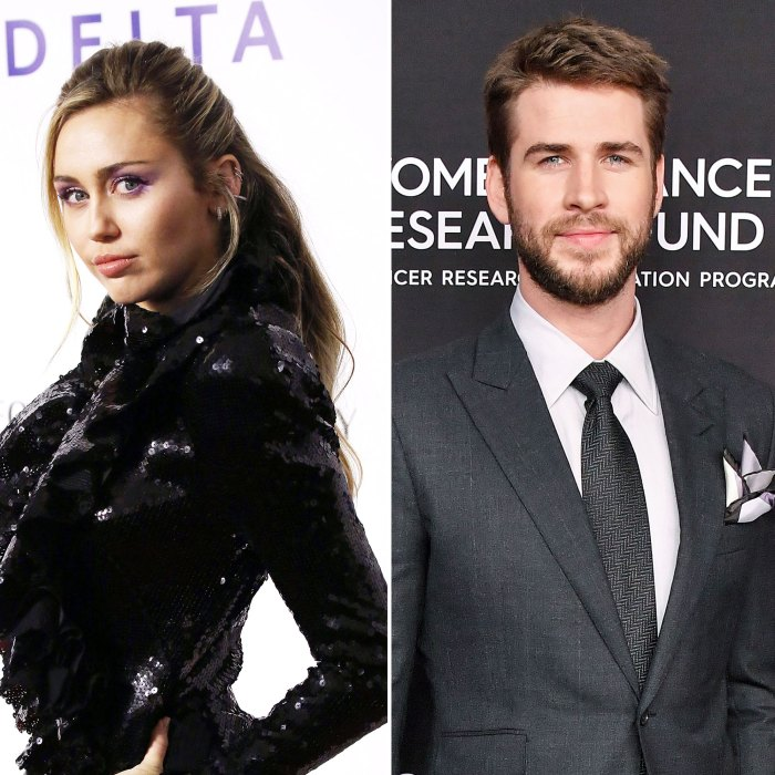 Miley Cyrus Reveals She Wrote Liam Hemsworth Breakup Song Slide Away 2 Months After Their Wedding