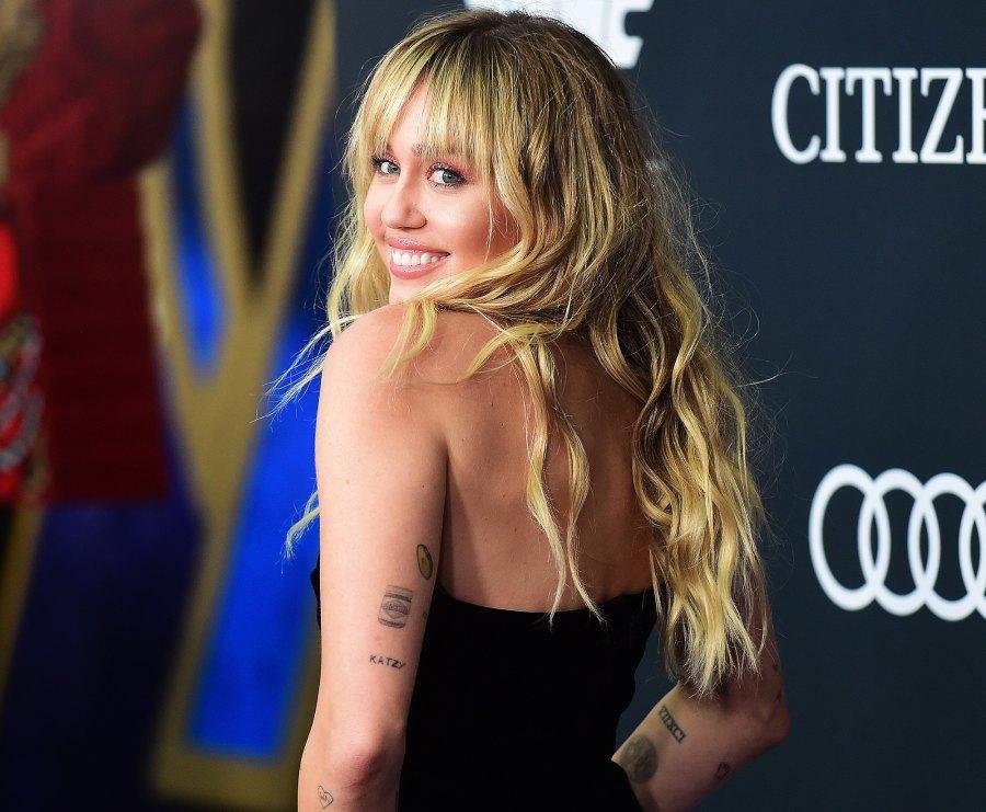 Miley Cyrus Revelations