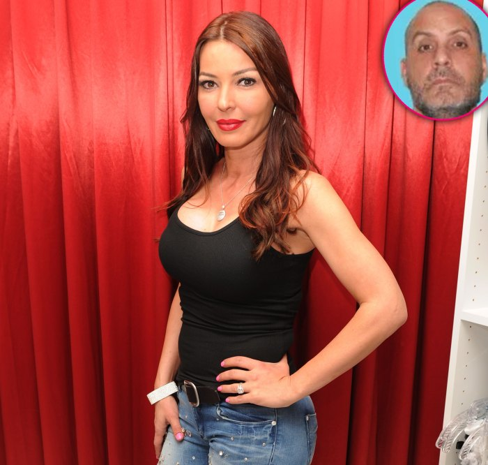 Mob Wives Alum Drita DAvanzos Husband Lee DAvanzo Sentenced To 5 Years In Prison For Gun Charge-