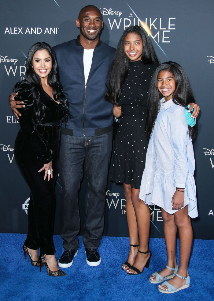 Kobe Bryant S Daughter Natalia Honors Late Dad On 42nd Birthday