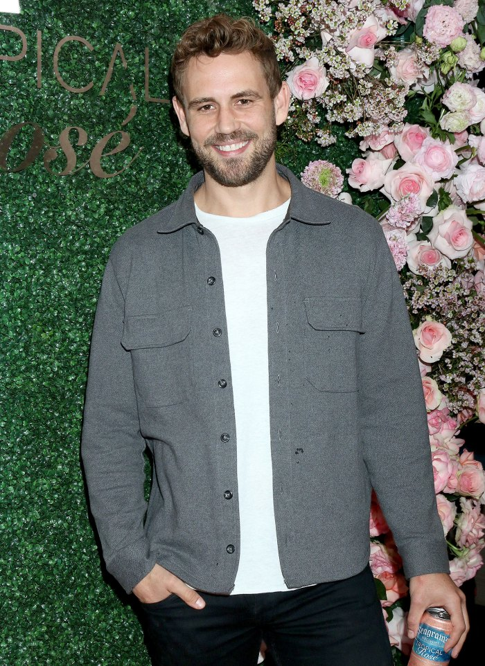 Nick Viall Reacts to Bachelor Ex Vanessa Grimaldi's Engagement