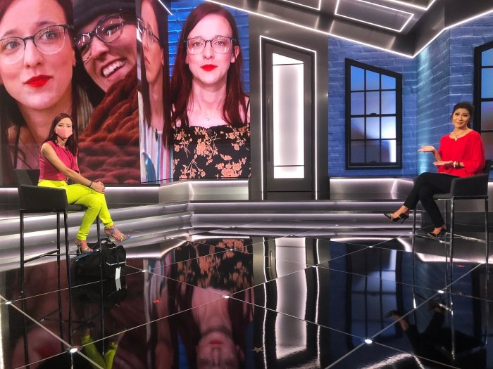 Nicole Anthony Exit Interview Big Brother All Stars 2