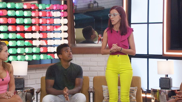 Nicole Anthony Exit Interview Big Brother All Stars