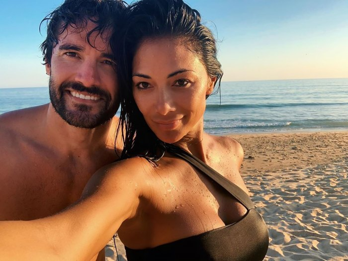 Nicole Scherzinger and Boyfriend Thom Evans Are 'Totally Infatuated' With Each Other