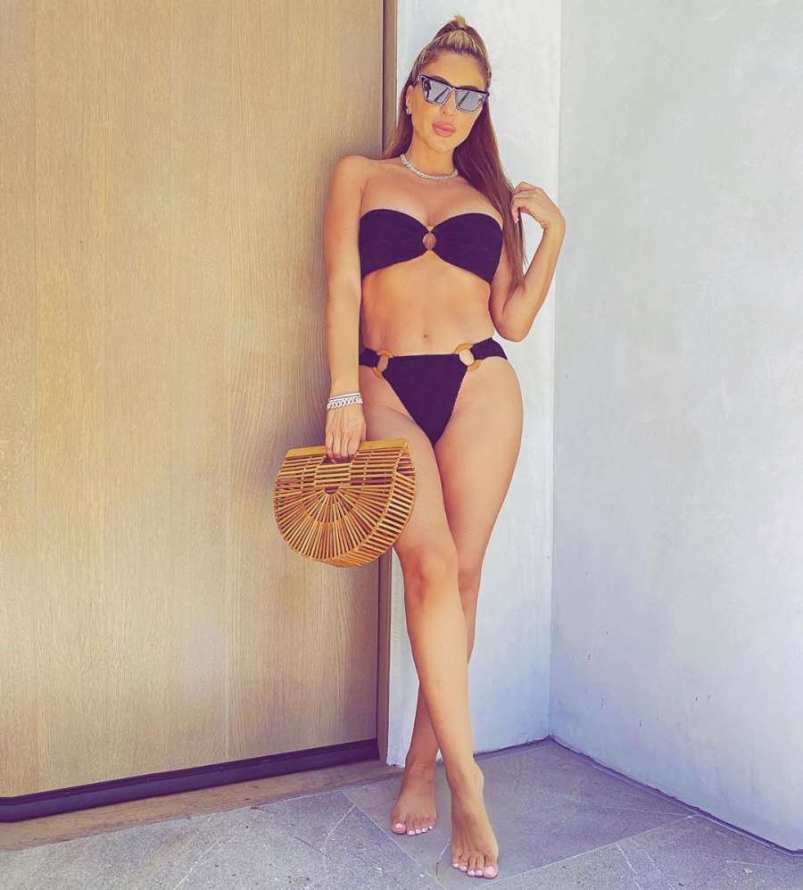 The Best Celebrity Beach Bodies of 2020: Stars Lookin' Fabulous in Trendy Bikinis and Swimsuits