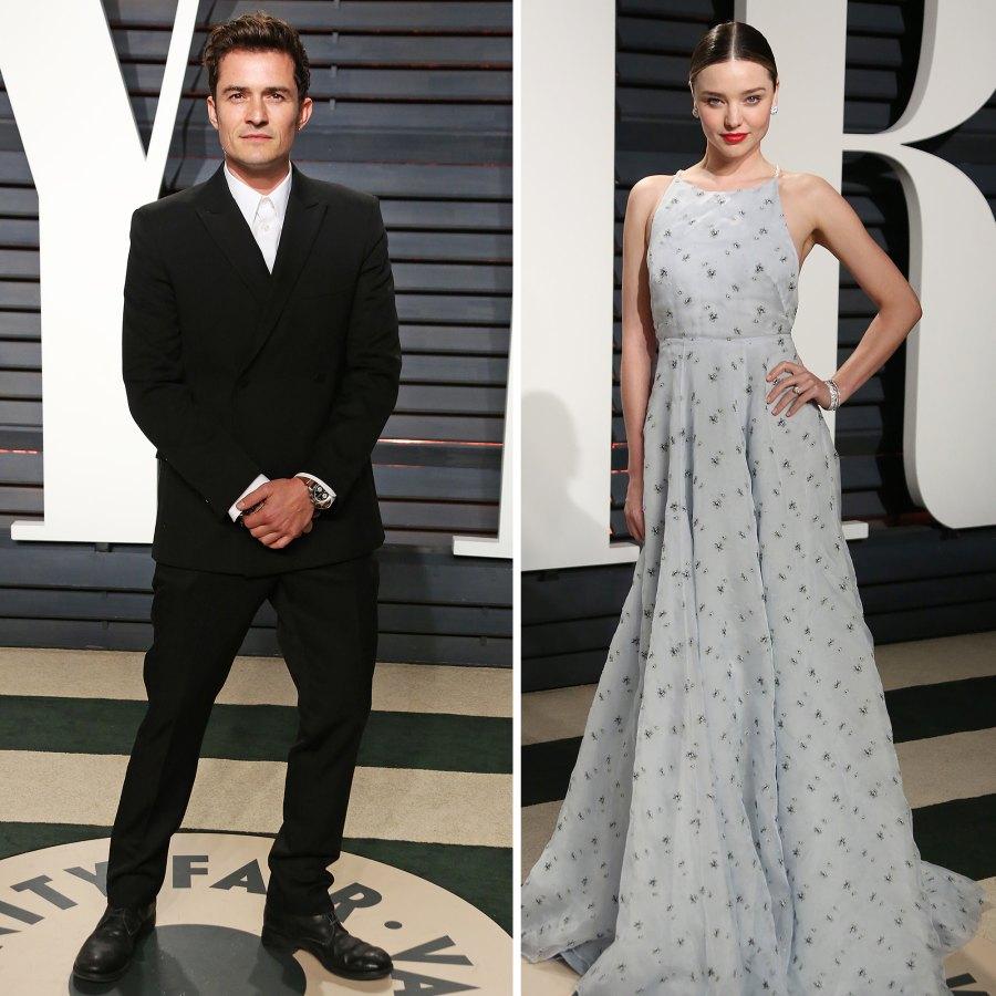 Orlando Bloom and Miranda Kerr Oscars 2017