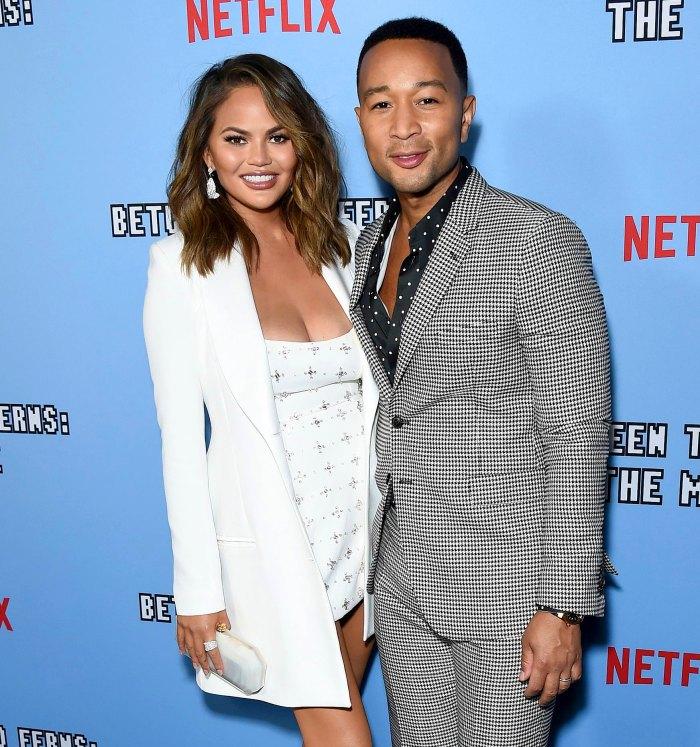 Pregnant Chrissy Teigen and Husband John Legend List 23.95 Million Home