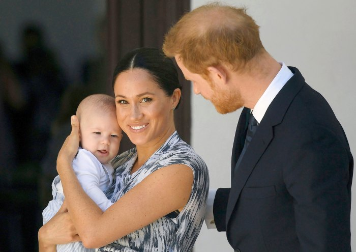 Prince Harry, Meghan Markle Axed Archie's Night Nurse During 2nd Shift