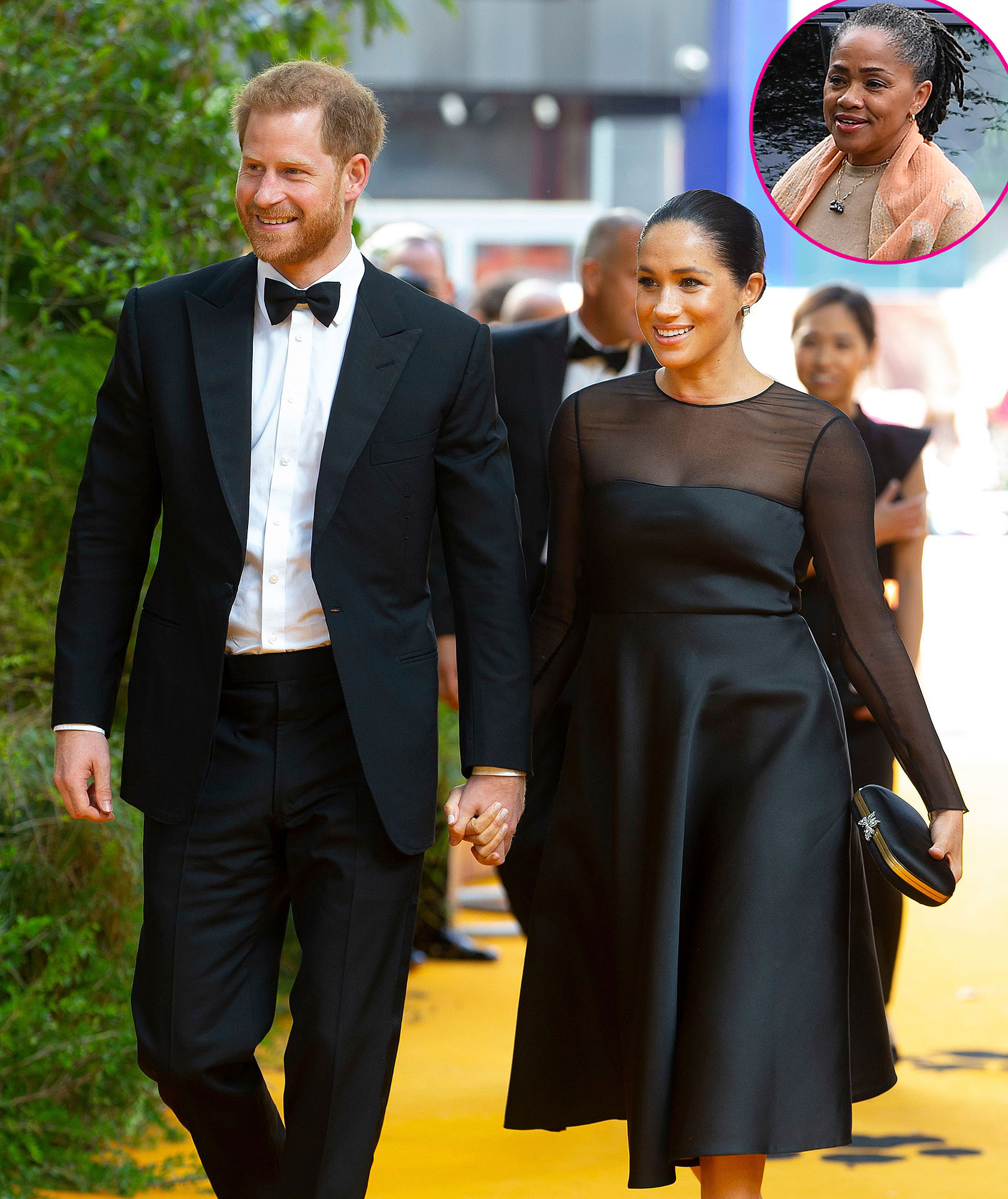 meghan markle converting montecito guesthouse for doria ragland meghan markle converting montecito