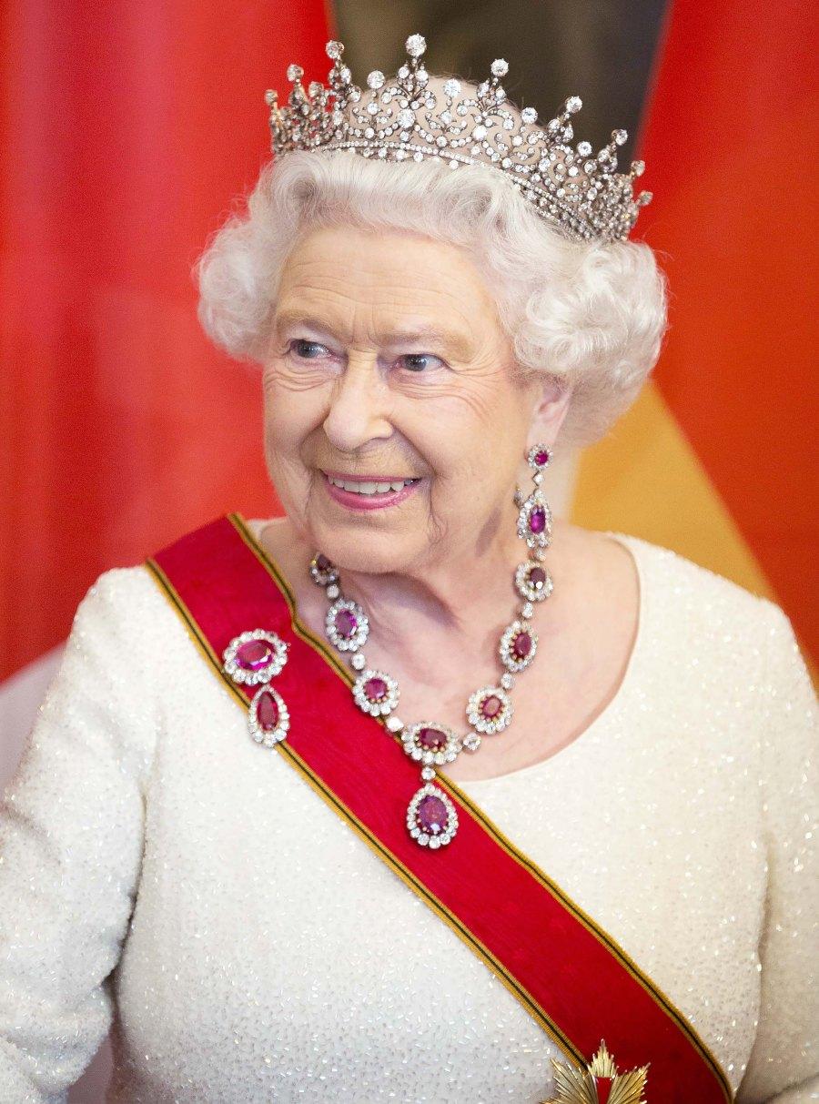 The Intricacies of Tiara-Lending in Queen Elizabeth II's Court