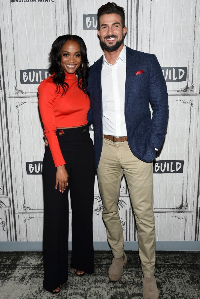 Rachel Lindsay Thinks Being Bicoastal Will Test Her Relationship With Bryan Abasolo