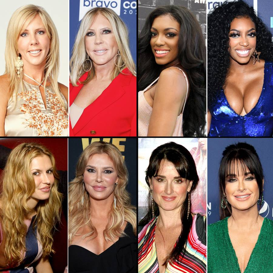 Real Housewives Plastic Surgeries Before and After