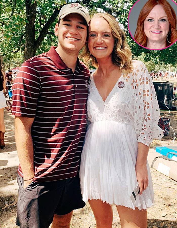 Ree Drummond Daughter Alex Engaged Boyfriend Mauricio Scott