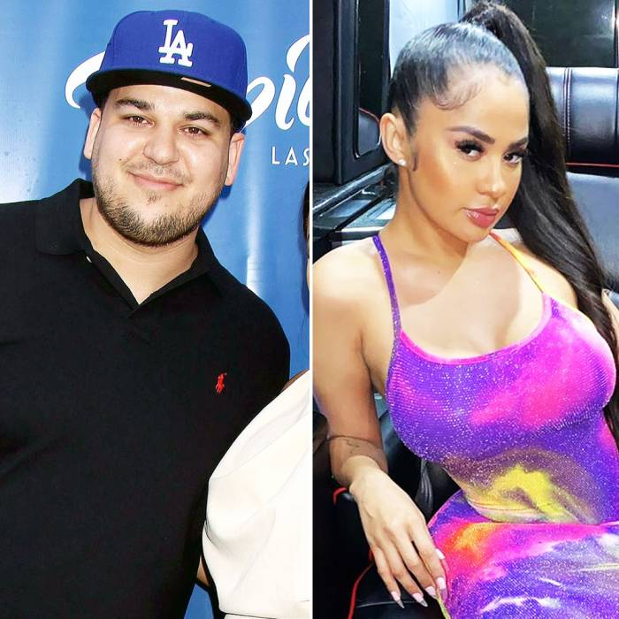 Rob Kardashian Sparks Relationship Rumors With Model Aileen Gisselle After Romantic Dinner