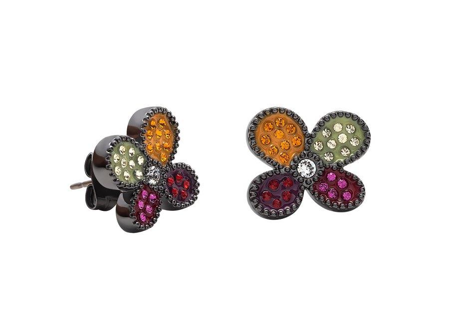 Romero Britto and Orianne Collins Unveil 2 Exclusive Jewelry Lines