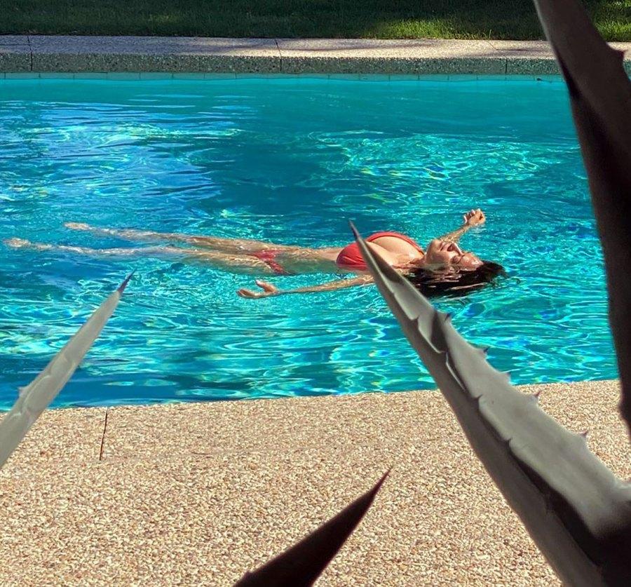 Salma Hayek's Best Bikini Looks