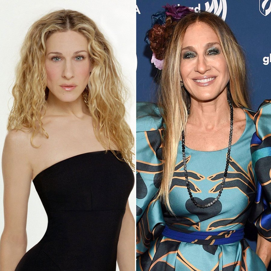 Sarah Jessica Parker Sex and the City Where Are They Now