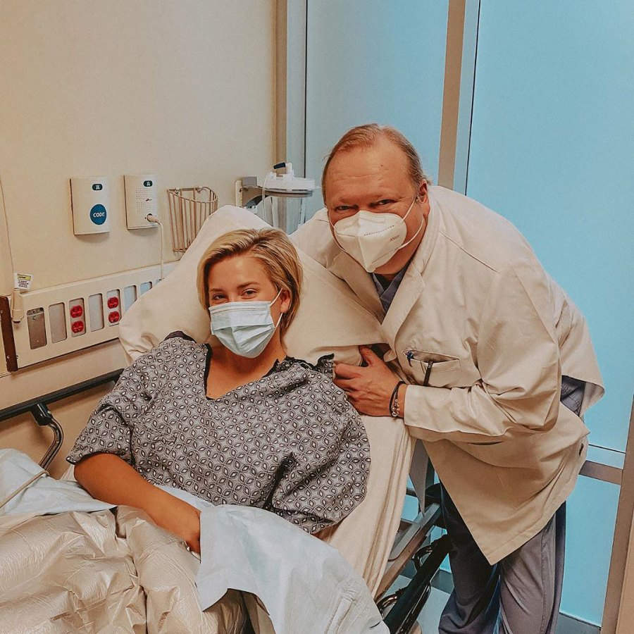 Savannah Chrisley Says Doctors Found 'a Huge Cyst' After Her 3rd Endometriosis Surgery
