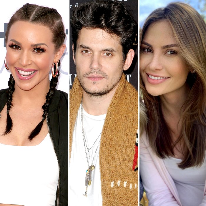 Scheana Shay Claims She Was in a Throuple With John Mayer and Hills Alum Stacie Adams