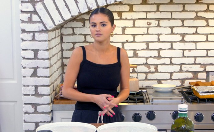 Selena Gomez Gets Emotional Discussing Fame Her Cooking Show