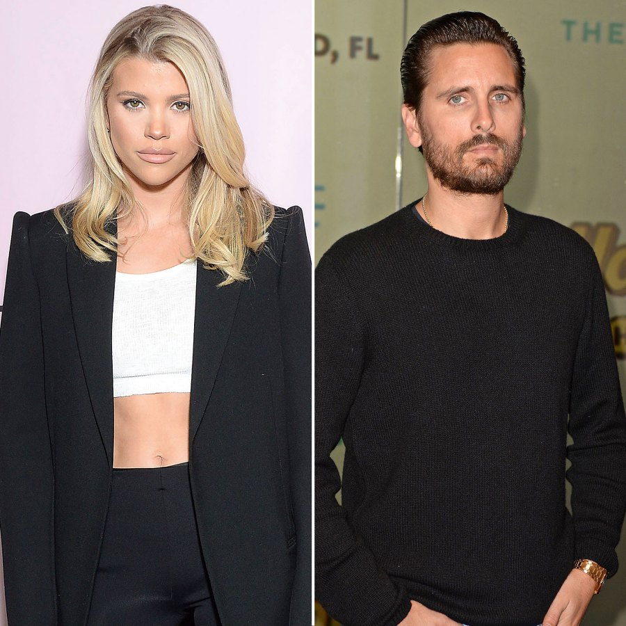 Sofia Richie Parties With Friends on a Private Jet After Scott Disick Split