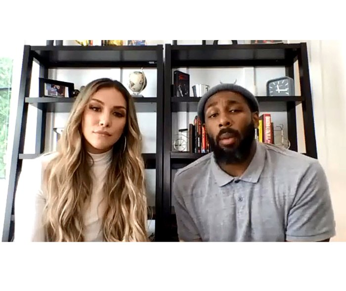 Stephen tWitch Boss Allison Holker Quarantine Tested Our Marriage