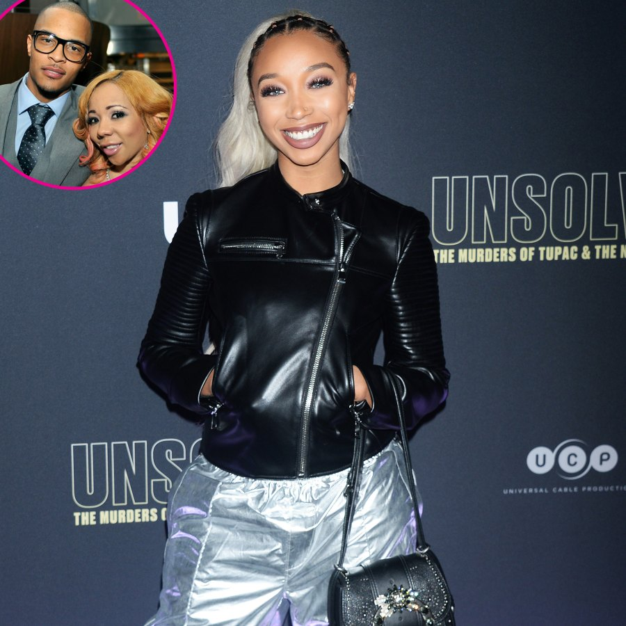 T.I. Stepdaughter Zonnique and More Celebs Announcing Pregnancies in 2020