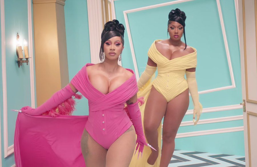 The 7 Hottest Fashion Moments From Cardi B WAP music video
