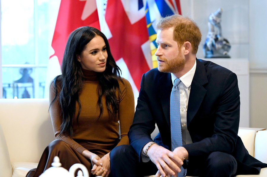 The Decision to Step Back Meghan Markle Prince Harry Finding Freedoms