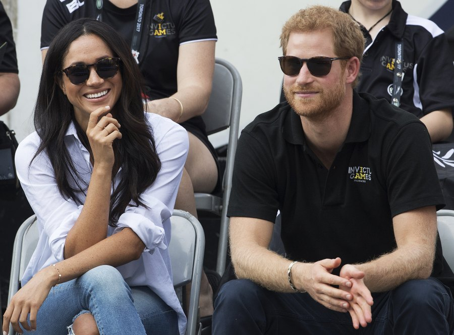 The First Date Meghan Markle Prince Harry Finding Freedoms